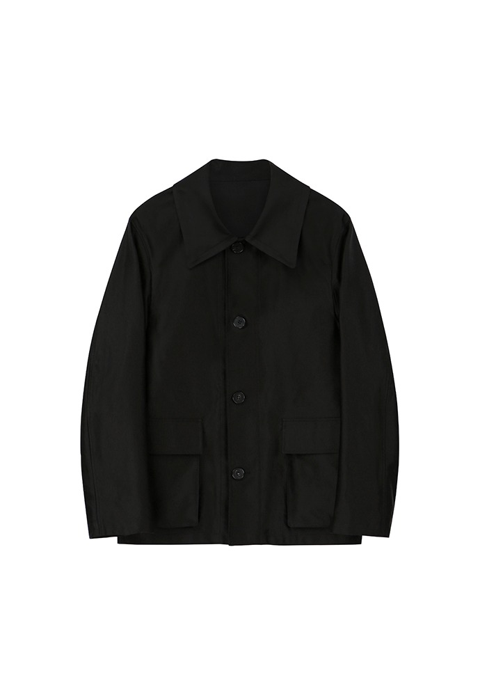Field Jacket_ Black