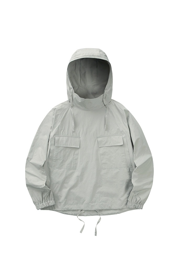 Anorak_ Light Grey