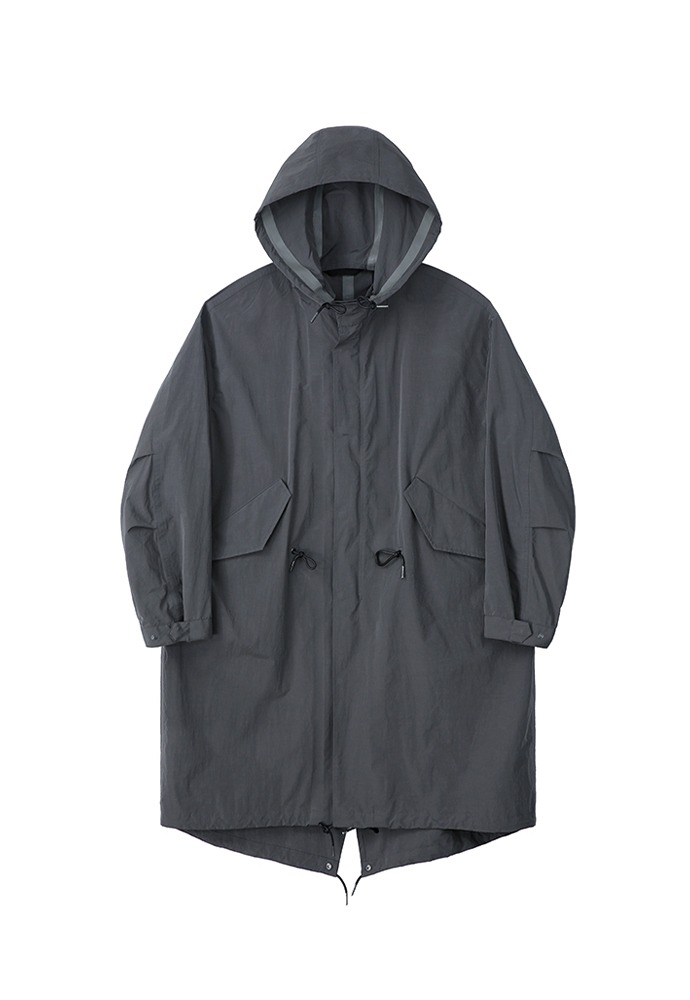 Reversible Waterproof Fishtail Shield_ Charcoal